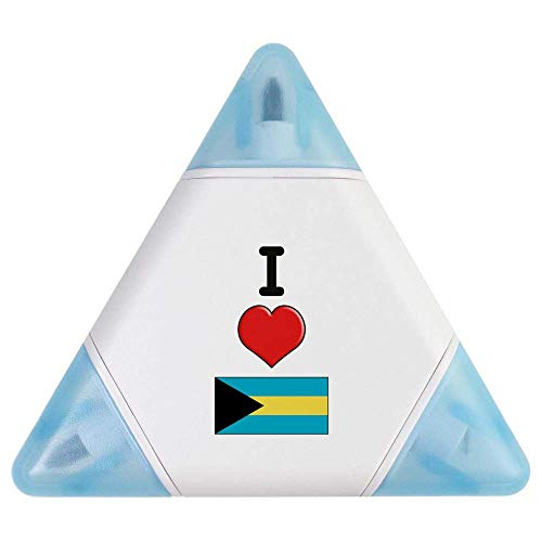Azeeda 'I Love The Bahamas' Outil Multi-Bricolage Compact (TI00000485)