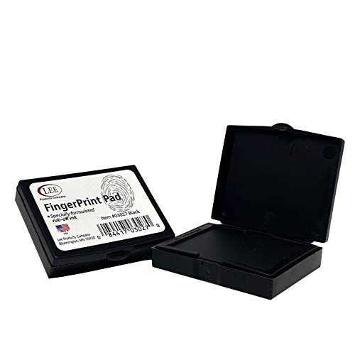Lee Inkless FingerPrint Pad (S03027)