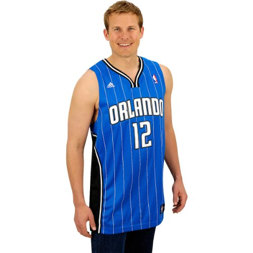Dwight Howard Jersey - Orlando Magic Swingman Jersey (Light Blue) 2XL