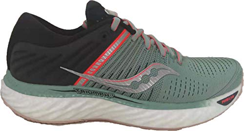 Saucony Women's S10546-50 Triumph 17 Running Shoe, Jackalope - 9.5 M US