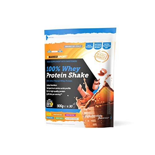 Named Sport 100% Whey Protein Shake Milk Chocolate - 900G