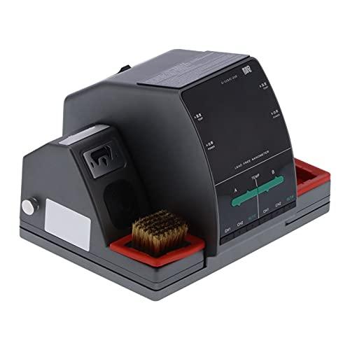 Estación de soldador Eujgoov T3602 Kit de estación de soldadura de calefacción con puntas de soldador para soldadura de circuito(EU Plug)