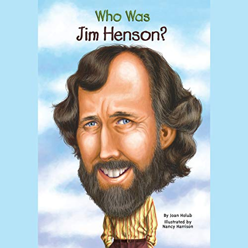 Who Was Jim Henson? cover art