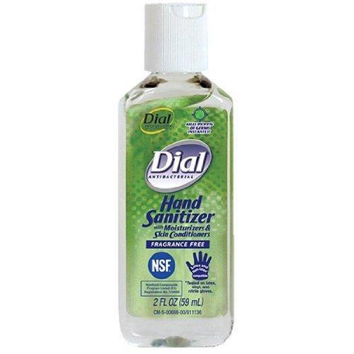 Antibacterial Instant Hand Gel Sanitizer Bottle