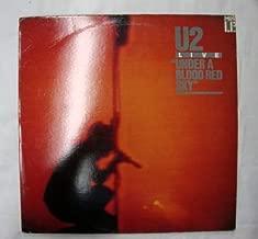 U2, Under a Blood Red Sky - Vinyl Record