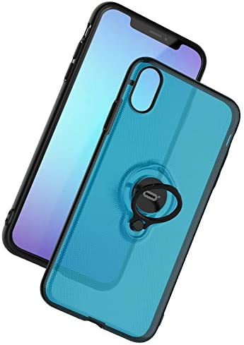 ICONFLANG for iPhone Xs X Case Ultra Slim iPhone Xs Case with Ring Holder Stand Compatible Magnetic product image