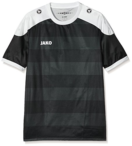 JAKO Herren Fußballtrikots KA Trikot Celtic, Schwarz/Weiß, M