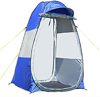 Likary Original Design Outdoor Sports Tent Sun Shelter Weather Pod Single Person Portable Tent Rainproof & Windproof Double Doors Sports Pop Up Tent