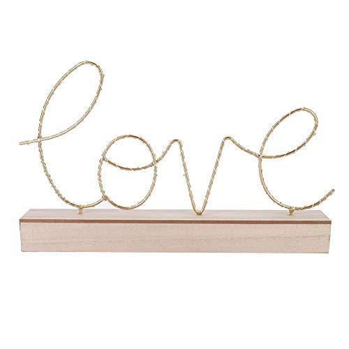 Denkerm Englische Buchstaben Innovative Neonlichter, Leuchtreklamen, schöne Schlafzimmerdekorationen, Wohnaccessoires, Party für kühles Licht, Wandkunst