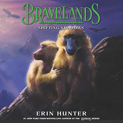 Bravelands: Shifting Shadows cover art