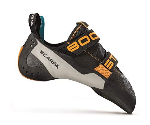 Scarpa Booster Kletterschuhe Black/orange Schuhgröße EU 41,5 2020 Boulderschuhe