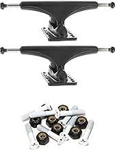 Gullwing Trucks Mission Black Skateboard Trucks - 5.625