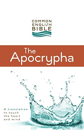 Compare Textbook Prices for The Apocrypha: Common English Bible  ISBN 9781609261337 by Common English Bible