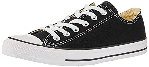 Converse AS OX CAN BLK X9166, Unisex-Erwachsene Sneaker, Schwarz (blk), EU 48 (US 13)