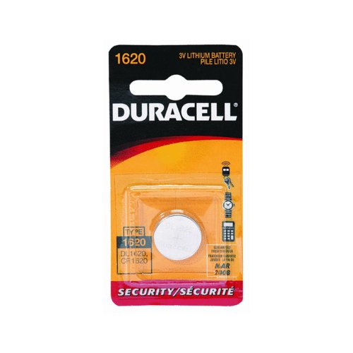 P & G/ Duracell 43687 3V Security Battery