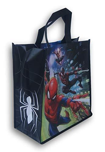 Marvel Spider-Man Gang Tote Bag - 13 x 13 Inch