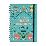Mr. Wonderful Agenda 2021-2022 Semanal - Lléname de grandes momentos y planes, Multicolor