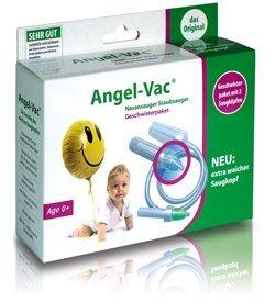 Angel-Vac Geschwister Paket Nasensauger Staubsauger