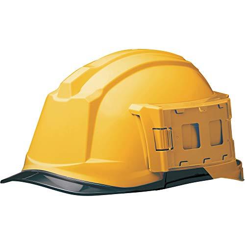 ミドリ安全 ヘルメット 一般作業用 電気作業用 IDケース付 SC-19PCL-ID RA3 αライナー付 イエロー スモーク