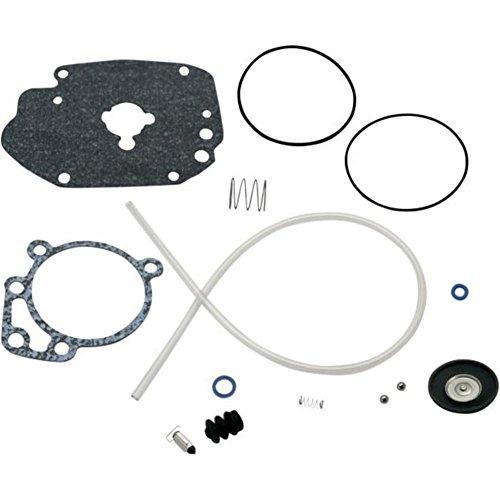 S&amp,S Cycle Basic Rebuild Kit for Super E &amp, G Carburetors 110-0067