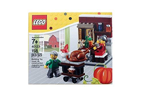 LEGO Seasonal Thanksgiving Feast (40123) by LEGO