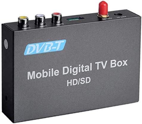 Zongxinkeji MPEG-4 HD 1080P DVB-T Sprawling Car HD/SD Digital TV Box Receiver