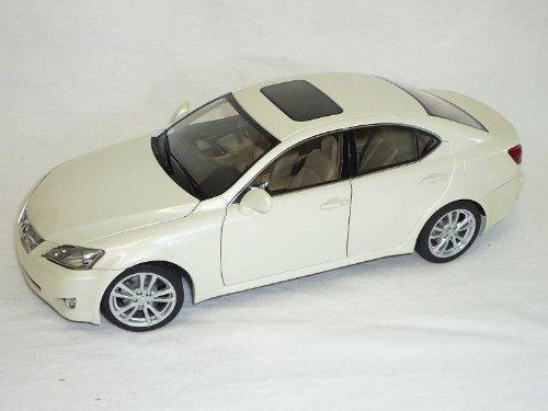 AUTOart Lexus is350 Ab 2006 Weiss Baugleich is220d is 250 1/18 Auto Art Modellauto Modell Auto