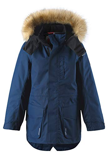 Reima Kids Naapuri Winter Jacket Blau, Isolationsjacke, Größe 128 - Farbe Navy