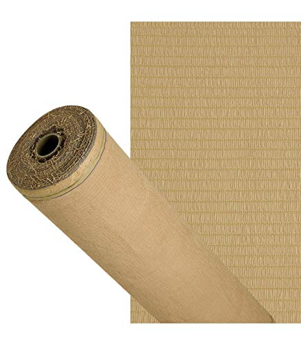 Saturnia – Maille Sombreo, Couleur Beige 1 m, Rollo 100 m Beige