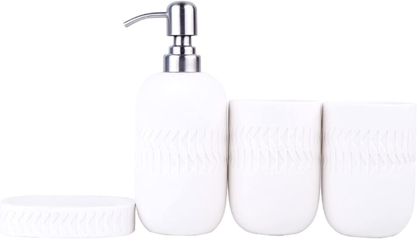 Soap NEW before online shopping selling ☆ Dispenser Bottle Lotion Artificia Natural 4 Piece