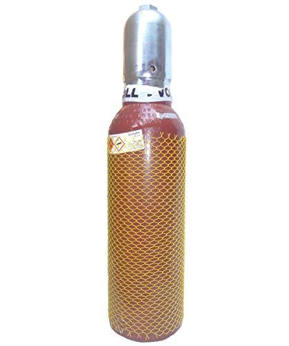 Acetylen 5 Liter Eigentumsflasche Tauschflasche von Gase Dopp