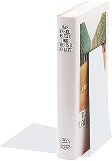 Leitz 52980001 książka końcówka metalowa biała