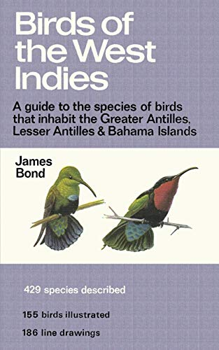 Compare Textbook Prices for Black and White Birds of the West Indies: A Guide to the species of birds that inhabit the Greater Antilles, Lesser Antilles and Bahama Islands  ISBN 9784871876476 by Bond, James,Eckelberry, Don R,Singer, Arthur B,Poole, Earl L,Sloan, Sam
