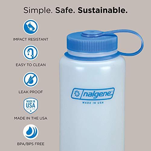 nalgene(ナルゲン)カラーボトル広口1.5Lトライタンボトルグレー91320[並行輸入品]