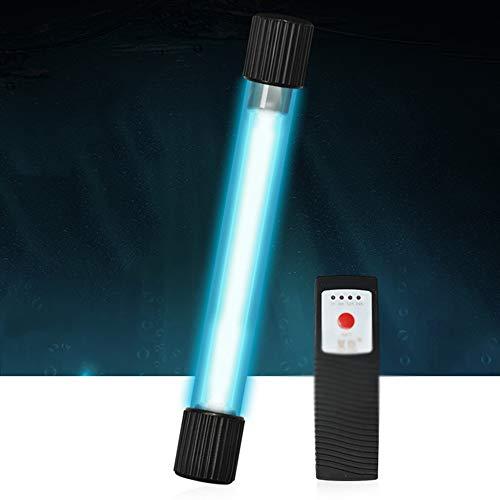 Aquarium UV-Sterilisator UV-Tauchlampe Entfernen Algenreiniger Reinigung Beleuchtung Aquarium Teich 36W