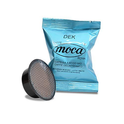 Caffè Moca Capsule Compatibili Lavazza A Modo Mio Caffè Decaffeinato - 100 Capsule