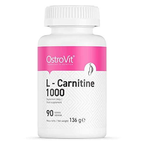 L-CARNITINE 1000 90 TABS OSTROVIT