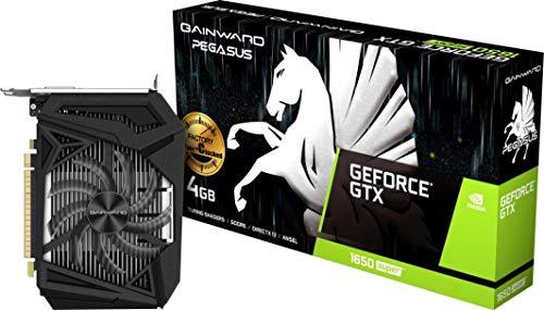 Gainward GeForce GTX 1650 Super Pegasus OC 4GB GDDR6 Grafikkarte - DisplayPort/HDMI/DVI, 1488