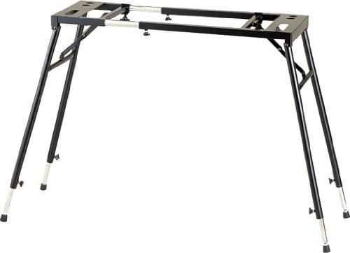 キクタニ キーボードスタンド テーブルタイプ 幅 725~1,110mm KS-101