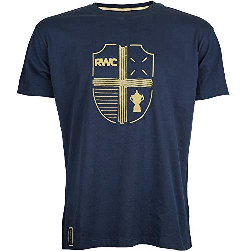 Rugby World Cup 2019 T-Shirt Webb Ellis Rugby World Cup – Herren Größe XL blau