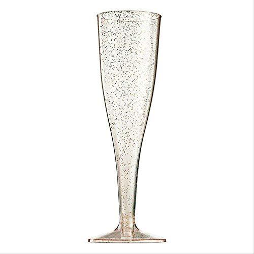 Copas de agua reutilizables de plástico para vino tinto de boda, tostado, copas de champán, copas de fiesta, bodas, cócteles