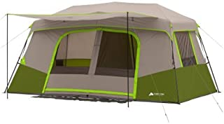 living tents cabins