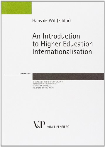 An introduction to higher education internationalisation (Strumenti/CHEI)