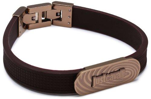 Just Cavalli Damen-Armband Edelstahl 20 cm - SCXB05