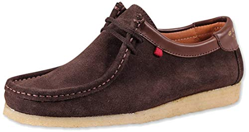 Djinns Genesis Low Suede Dark Brown 42
