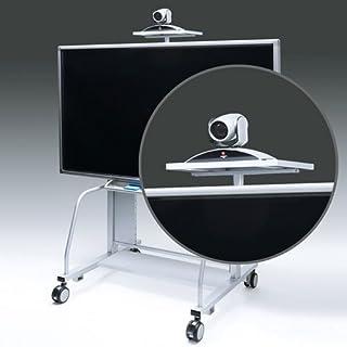 サンワサプライ 液晶・プラズマディスプレイスタンド CR-PL20専用 TV会議カメラ設置台 CR-PL20CT