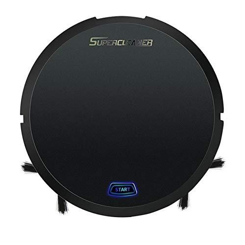 not Lazy Smart Robot Aspirador Mini Robot de Carga portátil China Portable Black Cleaning