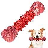 Juguetes para perros, juguete duradero para masticar perros para grandes y medianas razas pequeñas, juguete para masticar cachorros de goma natural interactiva, juguete para perros de larga duración