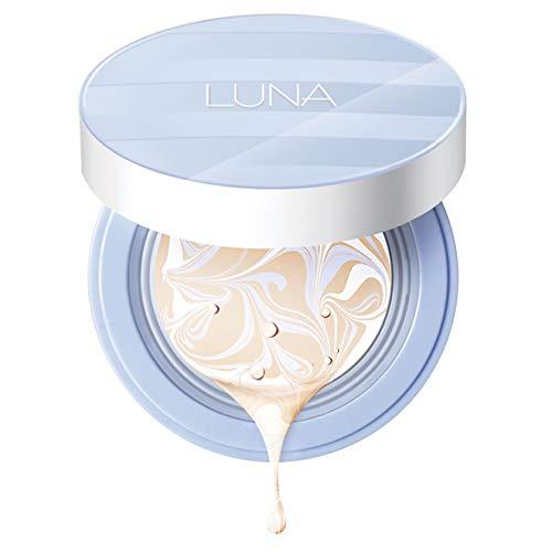 LUNA Sensitive Essence Pact 12.5g + Refill 12.5g (#21 Light Beige)
