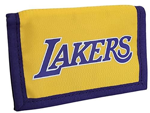 NBA Los Angeles Lakers - Cartera con correa 64769
